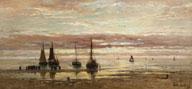 Mesdag painting, $100,000 deal